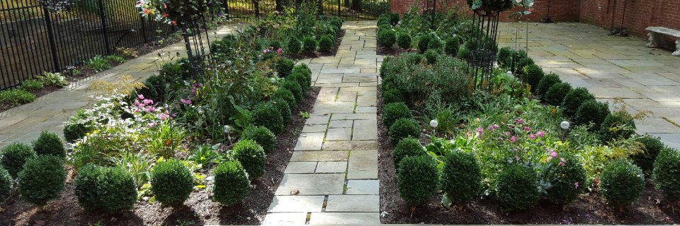 We've been providing landscaping